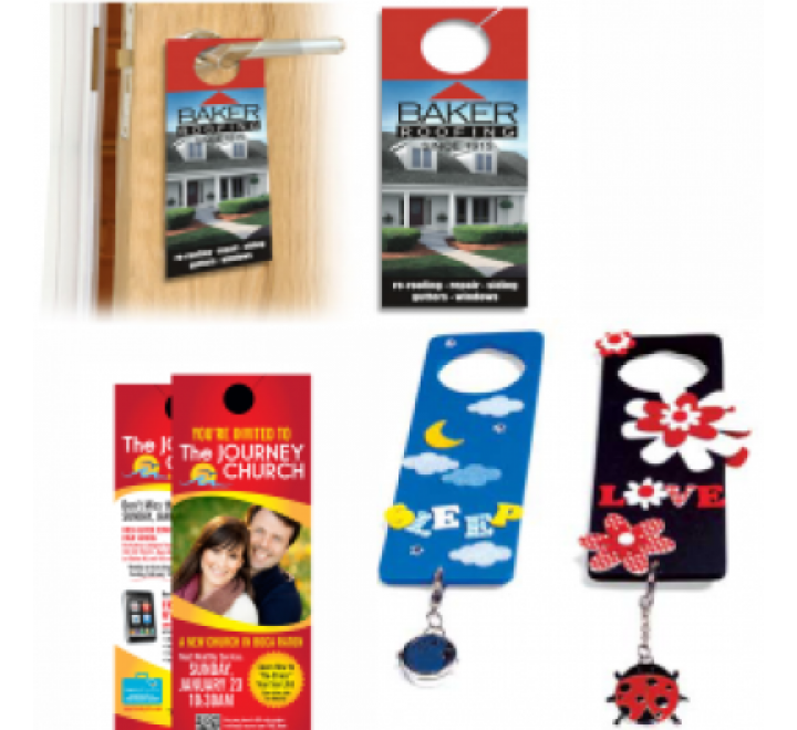 Rectangular Door Hanger