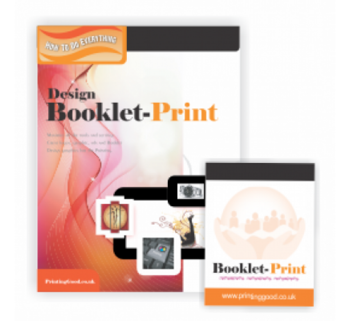 8.5 x 11 Booklets