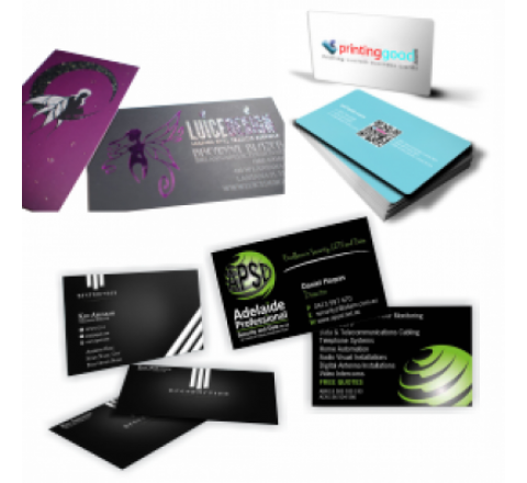 Business Counter Cards
