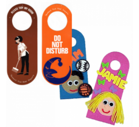Round Shaped Door Hanger